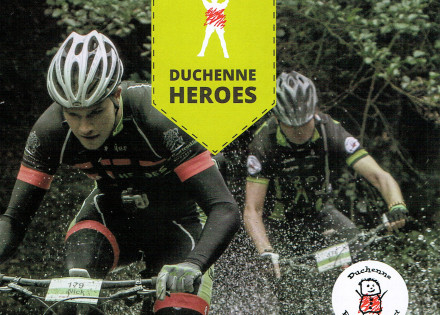 Duchenne Heroes 8 t/m 14 september